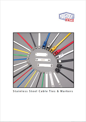 Stainless Steel Cable Ties & Markers