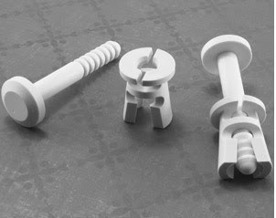 UV Stabalised Sign Fasteners