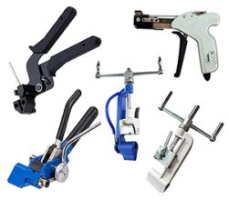 steel cable tie tools
